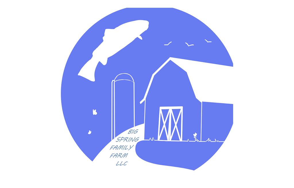 Big Spring Family Farm Logo