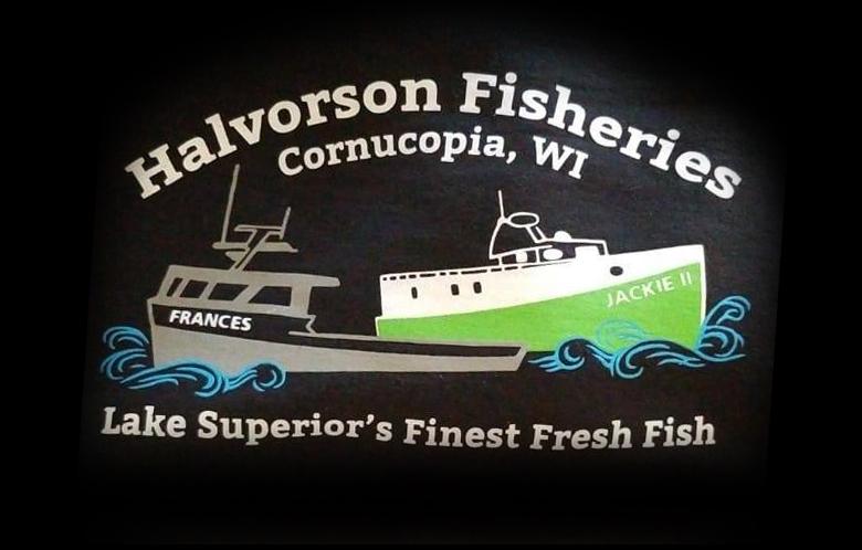 Halvorsons Fisheries Logo