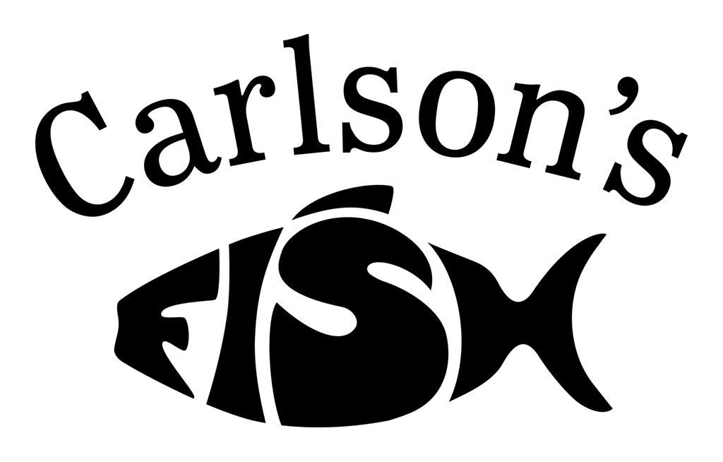 Carlsons Fish Logo