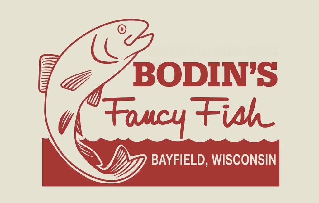 Bodins Fancy Fish Logo