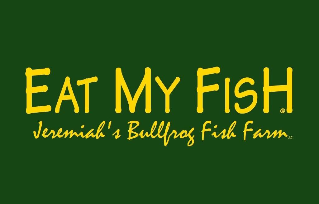 Jeremiah's Bullfrog Fish Farm logo