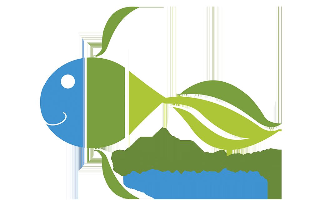 Lake Orchard Farms Aquaponics Logo