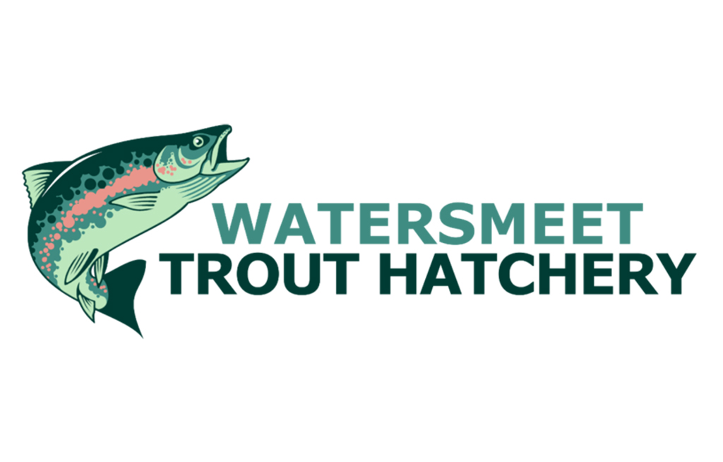 Watersmeet Trout and Fish Farm Logo