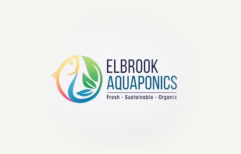 Elbrook Aquaponics logo