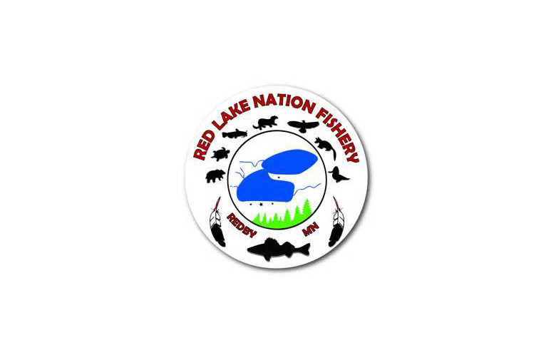 Red Lake Nation Fishery Logo