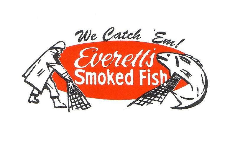 Everetts Smoked Fish Logo